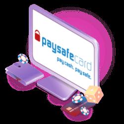 Paysafecard gebruiken